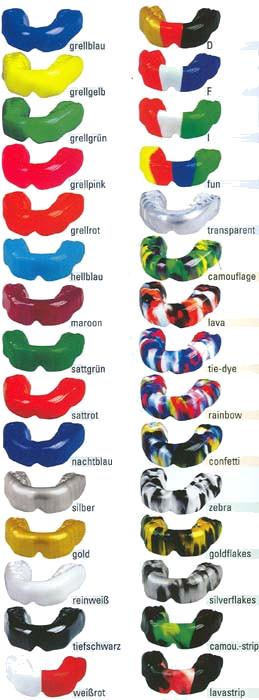 Smit Tandtechniek gebitbeschermers